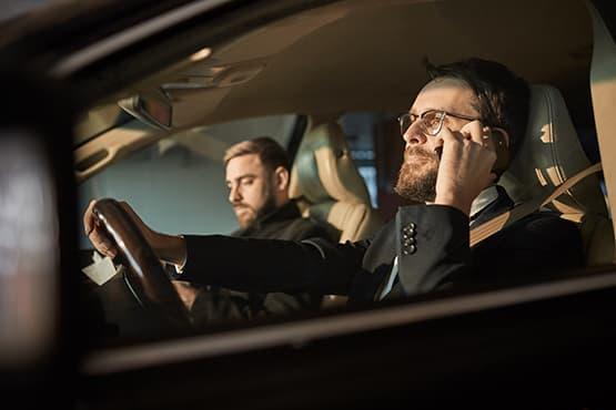 Service de Taxi conventionné à Bondoufle
